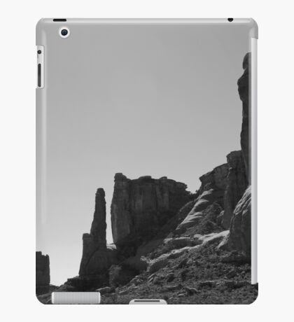 Arches NP XII BW iPad Case/Skin