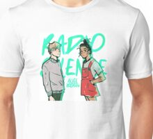 Aled and Frances Unisex T-Shirt