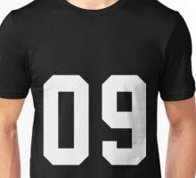 Team Jersey 09 T-shirt / Football, Soccer, Baseball Unisex T-Shirt