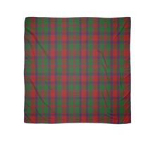 00195 Carrick District Tartan  Scarf