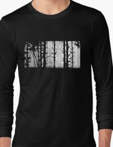 Deep In the Forest Long Sleeve T-Shirt