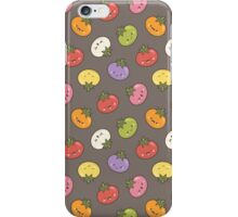 Seven Shades of Tomato iPhone Case/Skin