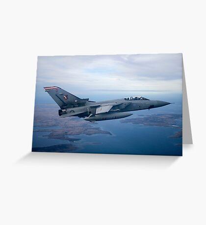 Defending the Falkland Islands Greeting Card