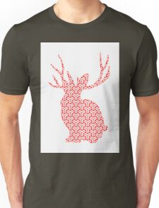 The Pattern Rabbit Unisex T-Shirt