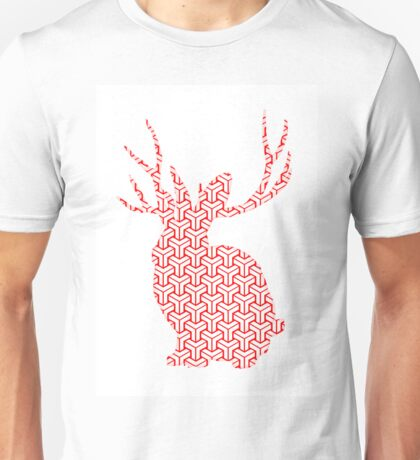 The Pattern Rabbit Unisex T-Shirt