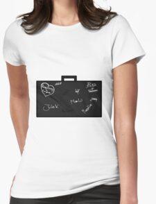 Pulp Fiction Womens T-Shirt