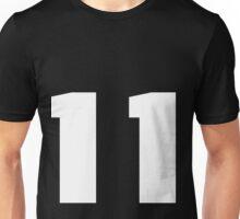 Team Jersey 11 T-shirt / Football, Soccer, Baseball Unisex T-Shirt