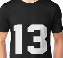 Team Jersey 13 T-shirt / Football, Soccer, Baseball Unisex T-Shirt