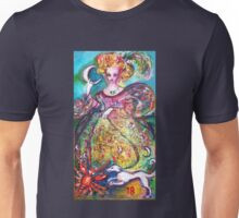TAROTS OF THE LOST SHADOWS / THE MOON LADY Unisex T-Shirt