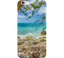Bahamian Scenery on New Providence Island iPhone Case/Skin