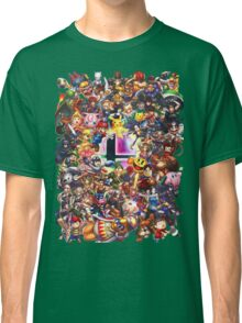Smash Brothers Classic T-Shirt