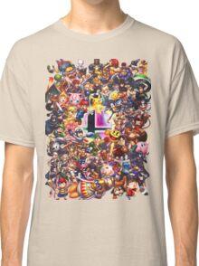 Smash Brothers Classic T-Shirt