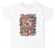 Smash Brothers Kids Tee