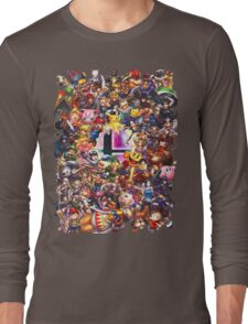 Smash Brothers Long Sleeve T-Shirt