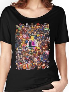 Smash Brothers Women's Relaxed Fit T-Shirt