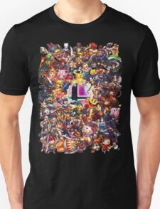 Smash Brothers Unisex T-Shirt