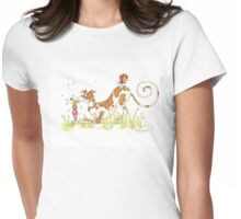 Icecreams All Round Womens Fitted T-Shirt