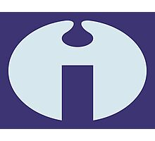 The Impossibles Symbol from Venture Bros. Photographic Print