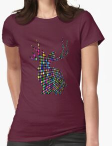 The Spotty Rabbit Womens Fitted T-Shirt