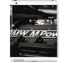 BMW M Power iPad Case/Skin