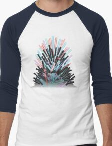 Throne Wars Men's Baseball ¾ T-Shirt