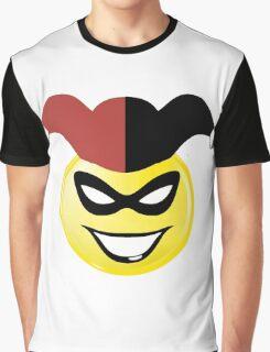 Smiley quinn Graphic T-Shirt