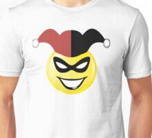 Smiley quinn Unisex T-Shirt