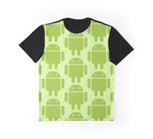 Android Logo Graphic T-Shirt