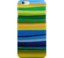 Line Series 7 iPhone Case/Skin