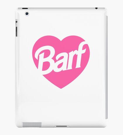 Barf Heart  iPad Case/Skin