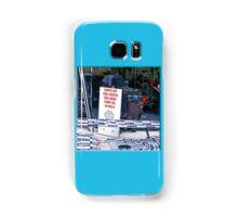 83 LeMans2 - Lights Off Samsung Galaxy Case/Skin