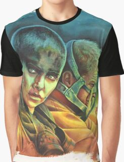 Fury Road 2.0 Graphic T-Shirt