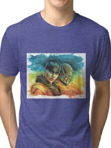 Fury Road 2.0 Tri-blend T-Shirt