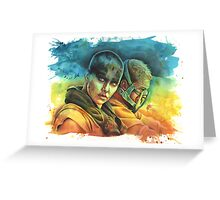 Fury Road 2.0 Greeting Card