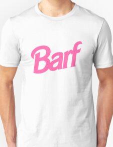 Barf T-Shirt Unisex T-Shirt