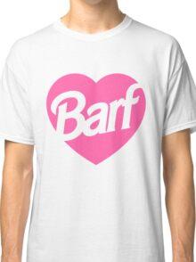 Barf Heart  Classic T-Shirt
