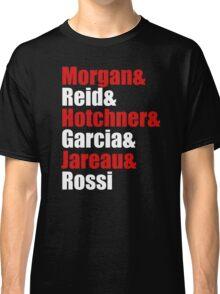 Criminal Minds Cast Classic T-Shirt