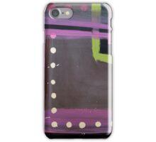 Line Series 8 iPhone Case/Skin