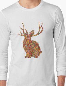 The Paisley Rabbit Long Sleeve T-Shirt