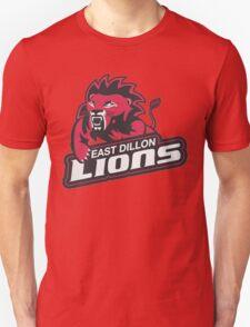 East Dillon Lions T-Shirt
