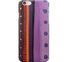 Line Series 11 iPhone Case/Skin