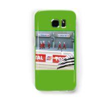 54 LeMans2 - Fireworker Samsung Galaxy Case/Skin