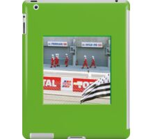 54 LeMans2 - Fireworker iPad Case/Skin