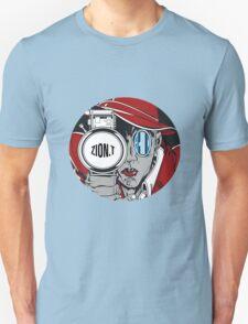 Zion T - Red Light Unisex T-Shirt
