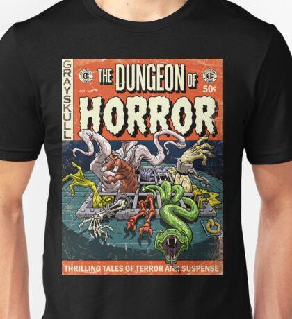 THE DUGEON OF HORROR Unisex T-Shirt