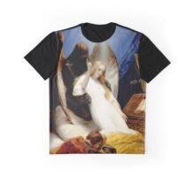 The Angel of Death Graphic T-Shirt