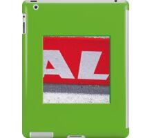 55 LeMans2 - TOTAL 3 iPad Case/Skin