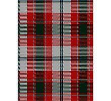 00212 Glasgow District Tartan  Photographic Print