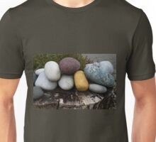 A cluster of stones Unisex T-Shirt