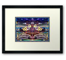 TH130 Framed Print